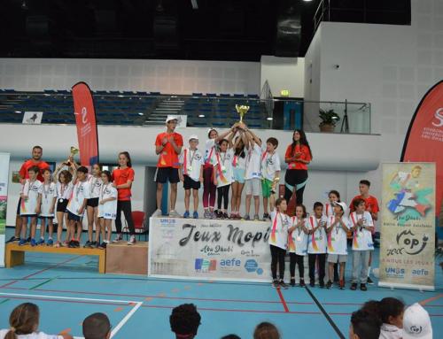 Les Jeux MOPI, une expérience extraordinaire pour nos élèves !