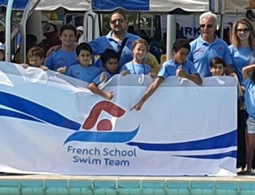 Championnat national de natation : l'EFIR participe
