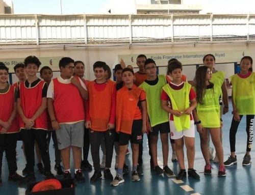 Journée nationale du sport scolaire : un moment de partage pour nos élèves de 5ème et de 4ème