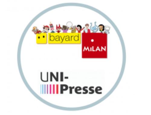 Journée portes ouvertes éditions Bayard/Milan/Unipress