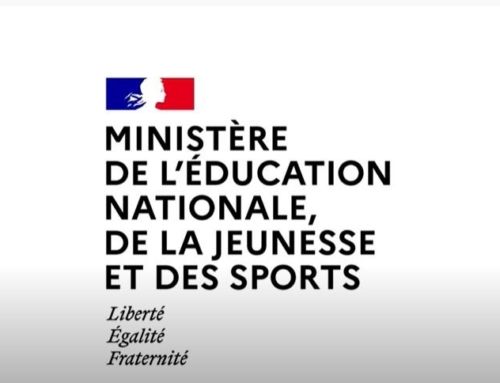 Message du ministre de l'Éducation nationale, de la Jeunesse et des Sports