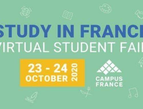 Info CAMPUS FRANCE : Tournée du Golfe sur les études en France