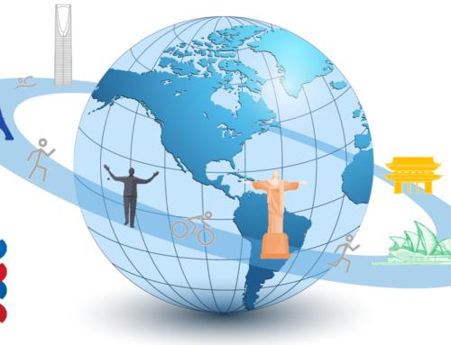 Parcourir le monde : de Riyad à Tokyo en traversant les 5 continents