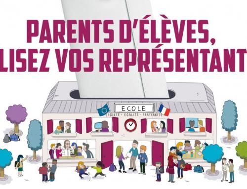 Elections des représentants de parents aux conseils d'école et d'établissement
